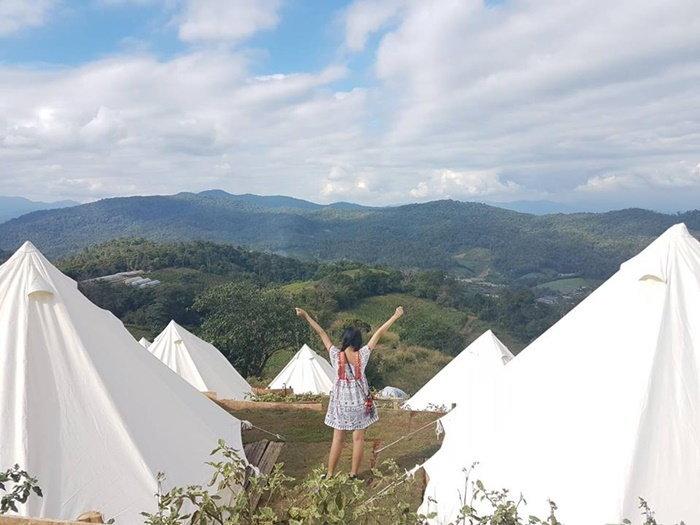 ที่พักเชียงใหม่ The Best Camp Mountain