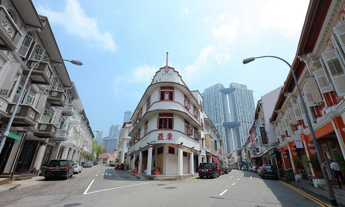 """เที่ยวตามรอยหนัง """"Crazy Rich Asians"""" กับมุมที่จะทำให้คุณมองสิงคโปร์เปลี่ยนไป"""
