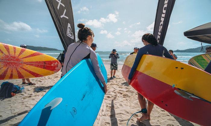 Phuket Surf Series 2018 แหล่งรวมพลคนรักเซิร์ฟ