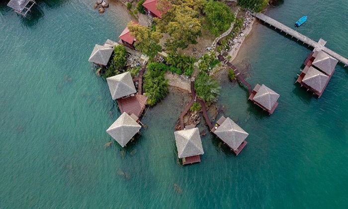 เกาะจิกรีสอร์ท มัลดีฟส์เมืองไทย ที่ไม่ต้องบินไปไกลถึงต่างประเทศ!