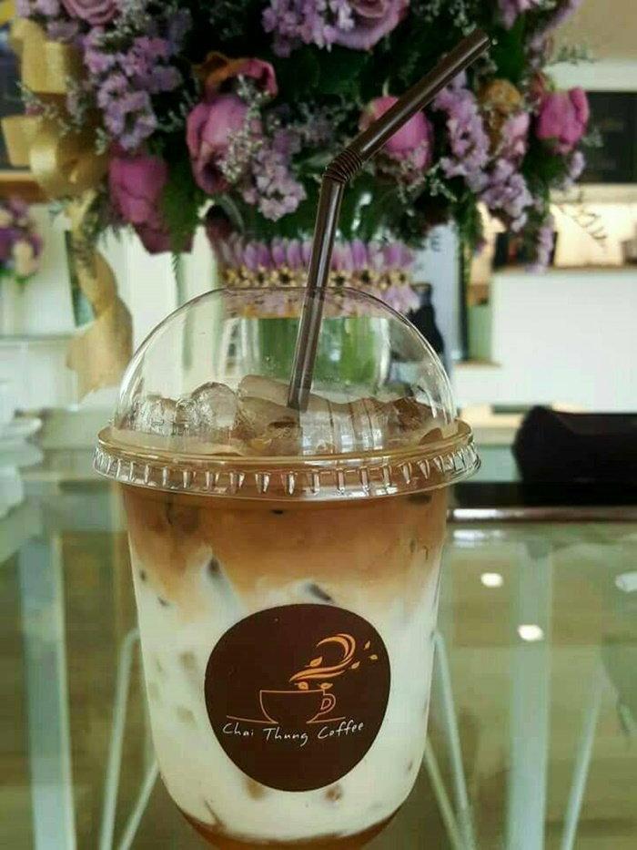 ร้านกาแฟชายทุ่ง ร้านกาแฟพระเทพ