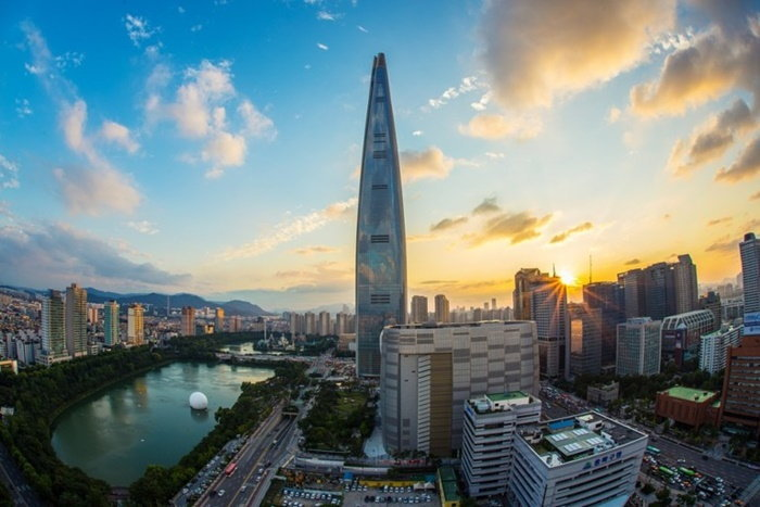 lotte-world-tower-1791802_960
