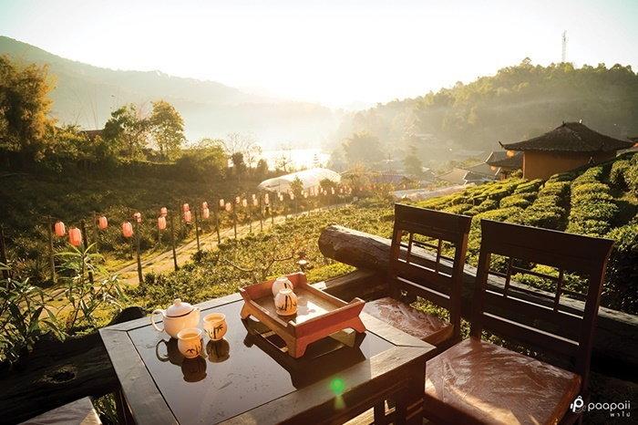 ที่เที่ยวหน้าร้อน หมู่บ้านรักไทย