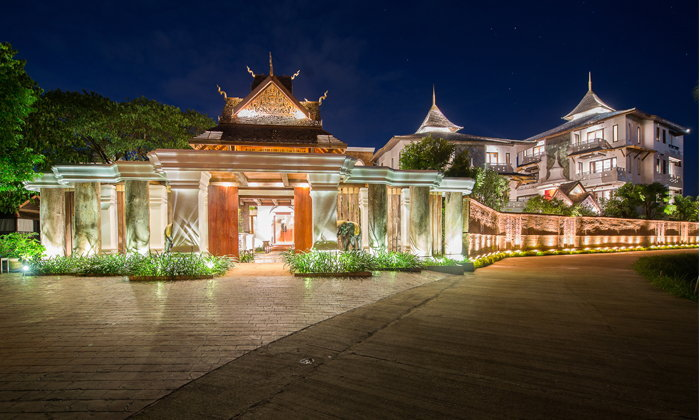 """โรงแรม """"ชินะปุระ"""" เสน่ห์ตรึงใจแห่งพิษณุโลก และอาหารไทยที่ทำให้คิดถึงรสมือแม่"""