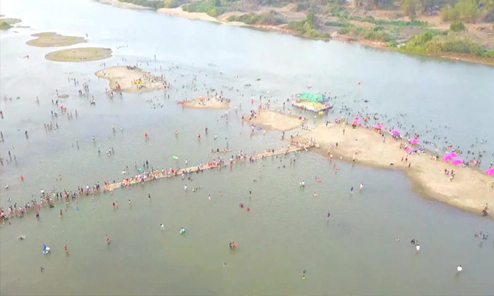 จุดเช็กอินคลายร้อนแห่งใหม่ หาดสรรพยา ทะเลน้ำจืดแห่งเมืองชัยนาท