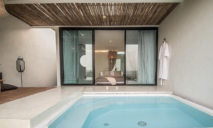 Myth Koh Larn Resort Bar and Bistro รีสอร์ทเปิดใหม่เกาะล้านพร้อมสระว่ายน้ำส่วนตัวในห้อง