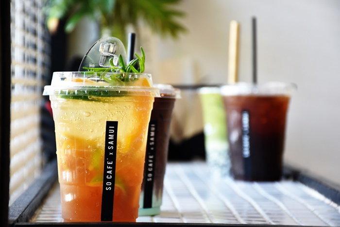 So Cafe & Tea Time เกาะสมุย