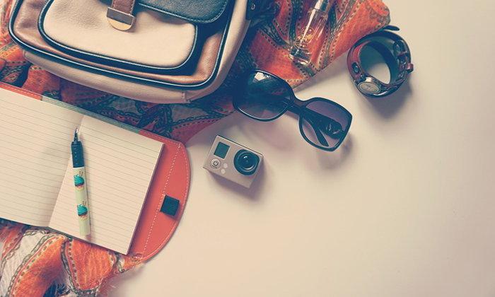 ไอเทมสำคัญสำหรับนักเดินทางมืออาชีพ
