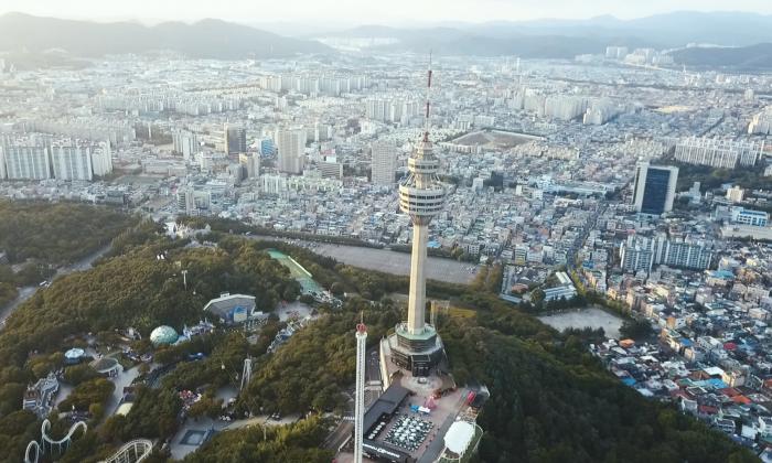 ทริปนี้ที่ Daegu @เกาหลีใต้