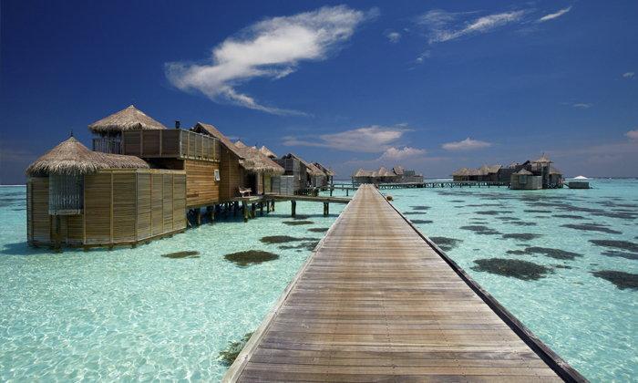 """""""กิลิ ลังกันฟูชิ"""" (Gili Lankanfushi)  รีสอร์ตสุดหรูแนวธรรมชาติ เปิดใหม่กลางทะเลมัลดีฟส์"""