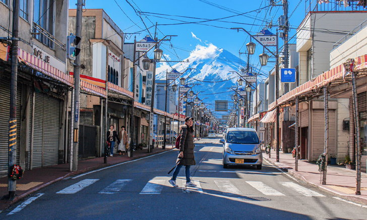 รีวิว Tokyo Wide Pass เที่ยวฟูจิอย่างรวดเร็วประหยัดเวลา คุ้มค่ากับราคาที่จ่ายไป