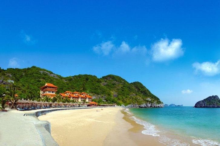 Do Son Beach เป็นหนึ่งในชายหาดที่ได้รับความนิยมในหมู่นักท่องเที่ยวทางตอนเหนือของเวียดนาม