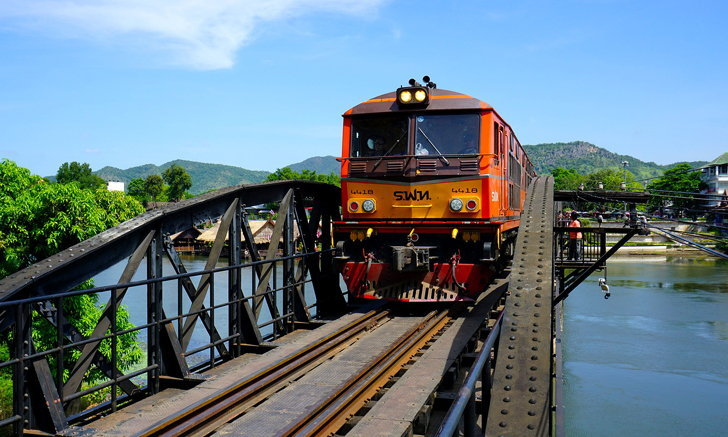 One Day Trip นั่งรถไฟไป-กลับ เที่ยวต่อนยอนทัวร์สบายกระเป๋า !