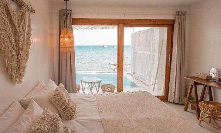 บ้านรินรักษ์ เกาะล้าน Pool Villa ส่วนตัวเปิดใหม่ริมทะเล บรรยากาศชิลขั้นสุด!