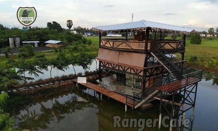 Ranger Cafe (เรนเจอร์ คาเฟ่) ร้านน่านั่งวิวธรรมชาติ 360 องศา