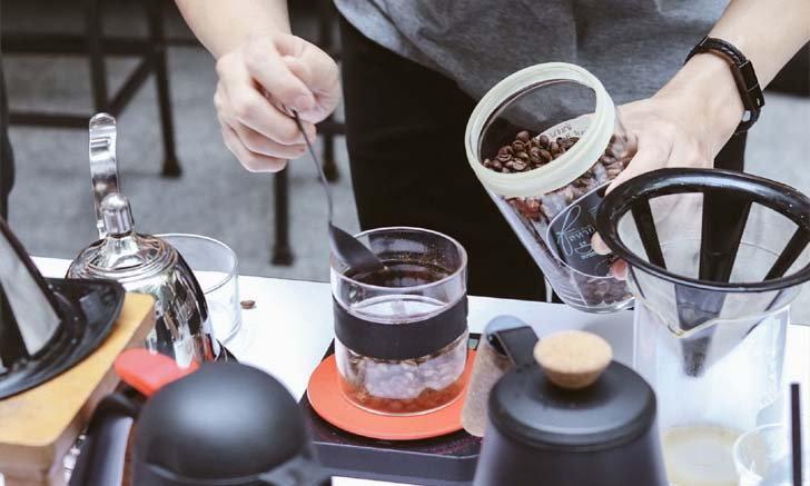 Thailand Coffee Fest 2020 เทศกาลของคนรักกาแฟ 12-15 มีนาคมนี้
