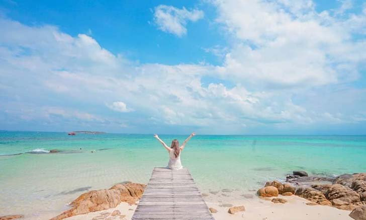 Koh Munnork Private Island นอนเกาะส่วนตัวแบบสุดฟิน เดินทางง่ายไม่ไกลจากกรุงเทพฯ