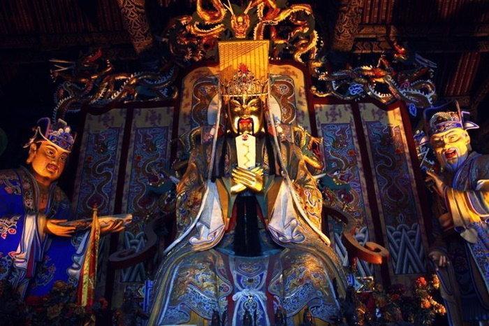 ตรุษจีน ศาลเจ้าพ่อเสือ