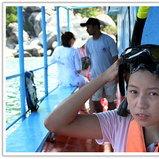 นักท่องเที่ยวเตรียมดำน้ำชมปะการัง