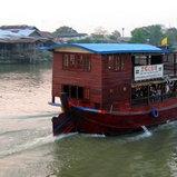 ล่องเรือชมวิวสองฝั่งแม่น้ำเจ้าพระยา อยุธยา