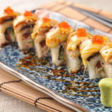 Cheese & Unagi Roll