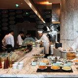 ห้องอาหารเลเทส เรซิพี โรงแรมเลอ เมอริเดียน