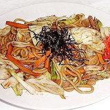 sosu yakisoba