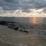 Eastern sea breeze