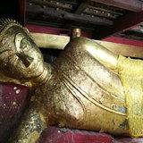 พระพุทธไสยาสน์ 9 นิ้วแห่งวัดเขายี่สาร