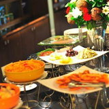 international steak & bbq buffet dinner