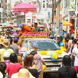 สถานที่ฉลองสงกรานต์ยอดฮิตทั่วไทย