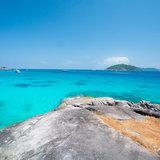 ภาพทะเลสวย ๆ ของ เกาะสิมิลัน