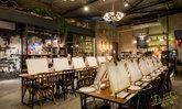 Paint bar Bangkok