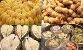 น้ำลายสอ! ของอร่อยละลานตา งานเทศกาลเที่ยวเมืองไทย 2555