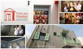 สนุกเว่อร์!! ทริก อาร์ท มิวเซียม & อเมริกัน เบสท์ ฮอนเตด เฮ้าส์ ในซานโตรินีพาร์คชะอำ