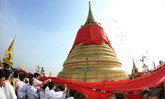 งานภูเขาทอง 2556 เที่ยวงานวัดที่เก่าแก่ที่สุดอีกแห่งในเมืองไทย