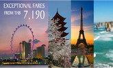 สิงคโปร์  แอร์ไลน์ส เสนอโปรโมชั่นบัตรโดยสารราคาสุดพิเศษ