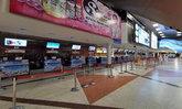 ภาพประวัติศาสตร์! สนามบินเชียงใหม่เงียบเหงาไร้ซึ่งผู้คน