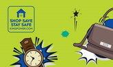 คิง เพาเวอร์ ผุดแคมเปญ SHOP SAVE STAY SAFE ช้อปที่บ้านให้หนำใจแถมปลอดภัยด้วย