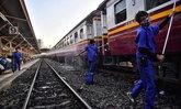การรถไฟฯ ประกาศงดเดินขบวนรถเชิงพาณิชย์ ในช่วงการแพร่ระบาด COVID-19