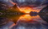 พระอาทิตย์เที่ยงคืน นอร์เวย์ ปรากฏการณ์สุดแปลก ที่รอให้คุณไปพิสูจน์