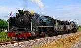 วันแม่ 12 สิงหาคม 2563 ชมรถไฟหัวจักรไอน้ำขบวนพิเศษให้ในเส้นทางกรุงเทพฯ - ฉะเชิงเทรา
