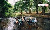 ริมธารา แคมป์ปิ้ง สวนผึ้ง ลานกางเต็นท์ริมน้ำเปิดใหม่ ใจกลางธรรมชาติ