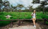 ทุ่งดอกกระเจียวอุทยานแห่งชาติป่าหินงาม ความงดงามที่ธรรมชาติสร้างสรรค์