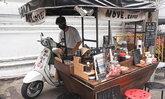 Move.coffee ร้านกาแฟบนเวสป้า