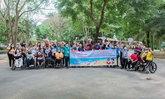 ททท. ภาคกลาง ร่วมกับ Sanook.com จัดโครงการน้องสนุกพี่สุขใจ พาเด็กด้อยโอกาส เที่ยวพัทยา