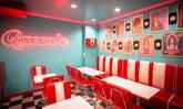ควีนส์ จุฬา คาเฟ่ (Queen's chula Cafe) อเมริกัน-ไทย ไดเนอร์ สุดจัดจ้านแห่งสามย่าน
