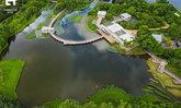 Hong Kong Wetland Park พื้นที่ชุ่มน้ำระดับโลกบนเกาะฮ่องกง