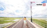 ทางรถไฟโคกสลุง มุมถ่ายรูปญี่ปุ่นทิพย์บนทางรถไฟลอยน้ำ