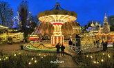 Tivoli Gardens สวนสนุกอายุกว่า 200 ปี แห่งเมืองโคเปนเฮเกน